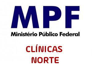 Ministério Público Federal - Clínicas Norte