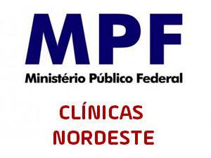 Ministério Público Federal - Clínicas Nordeste