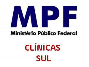 Ministério Público Federal - Clínicas Sul